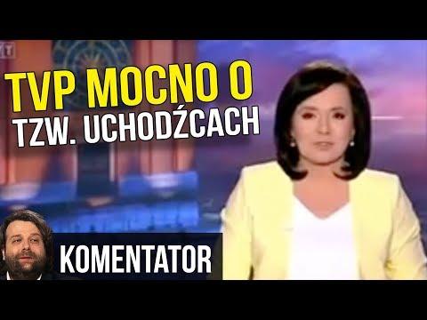 INTERNET ZACHWYCONY - TVP Mówi Jak Jest o tzw. Uchodźcach.