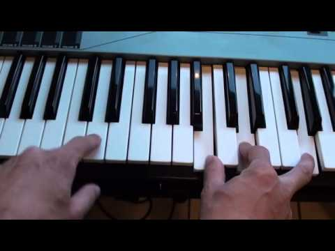 How to play Love Don't Die on piano - The Fray - Tutorial