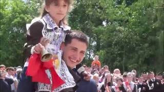 Клип на песню Александра Васильева Школьный вальс