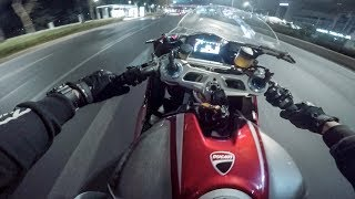 The Pure Sound of DUCATI PANIGALE 1199S