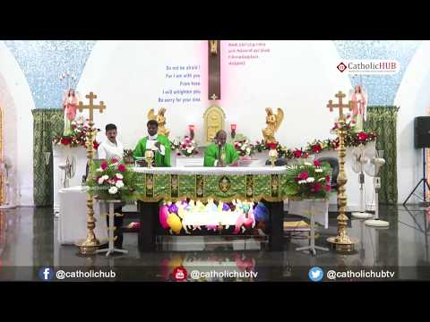 Friday Holy Mass@Divine Mercy Church,Annanagar,Chennai,TN.12-01-18