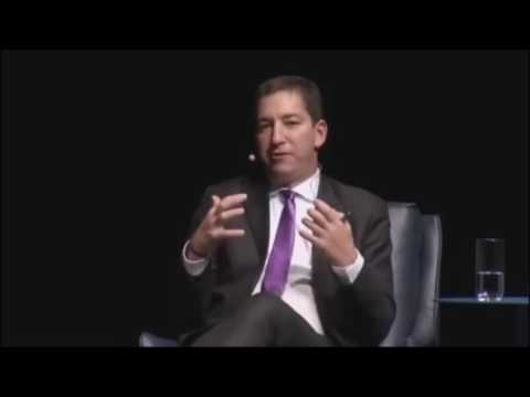 Glenn Greenwald is a Conspiracy Theorist - NFP Clip