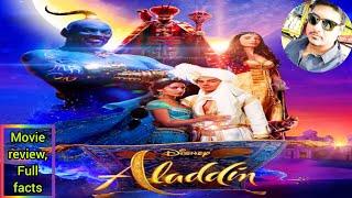 Aladdin 2019  Full Facts, Review  all Details  Naomi Scott, Will Smith, Mena Massoud
