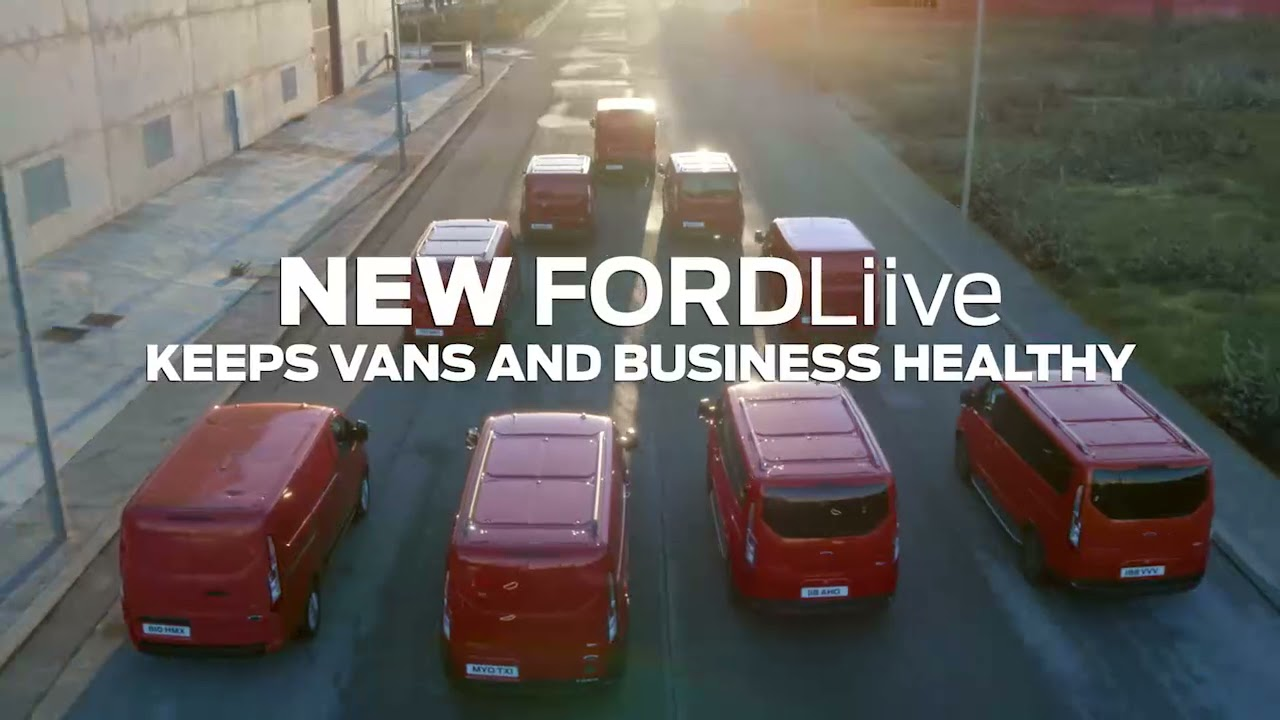 Download Mediashotz - New Ford vans campaign from AMV BBDO