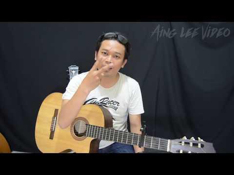 Belajar Gitar Untuk Pemula Banget (Konci Dasar).