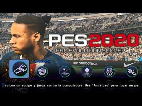 Best Mini Mods 2020 PES 2020 PPSSPP PSP ANDROID NEW KITS,FACES,TRANSFERS,MINI KITS