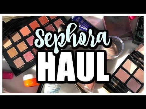 Sephora VIB Haul | 2017