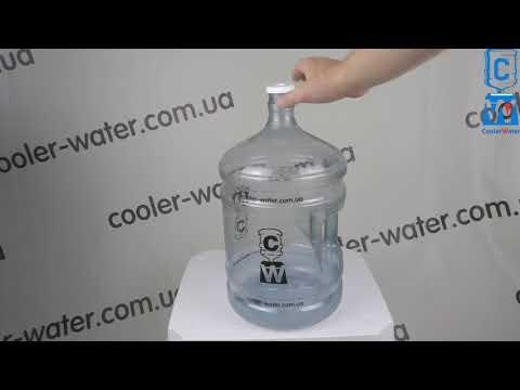 Бутыль для воды 18,9л поликарбонат с ручкой.Бутыли 19л для кулера,помпы,диспенсера.Балон воды