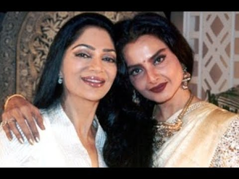 Rendezvous with Simi Garewal Rekha Part -3