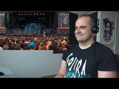 Avenged Sevenfold -  God hates us Rock am Ring Reaction