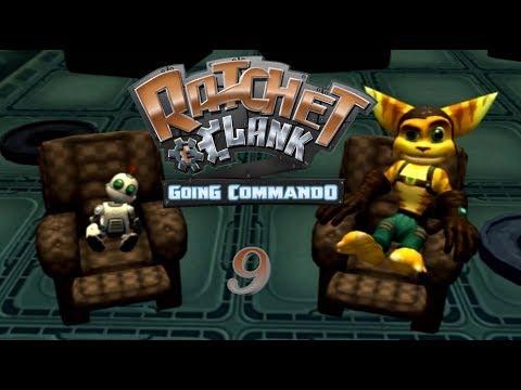 Ratchet And Clank 2 - Capítulo 9: Emboscada (Let´s Play En Español)