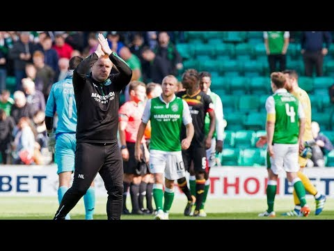 HFCvPTFC | Neil Lennon Post-Match Interview