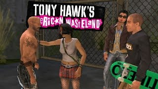 Tony Hawk's American Wasteland #2: Impressing the Locals! (Sick Difficulty)