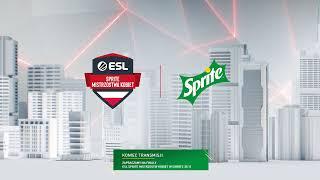 ESL Sprite Mistrzostwa Kobiet | Ćwierćfinały - Na żywo
