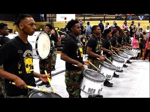 "Oak Park Vs Whitehaven - ""Legion of Boom"" Vs ""Funk-A-Holics"" Percussion Battle - 2019"