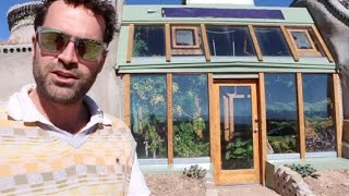 Tiny House is For Offgrid Survivalists!