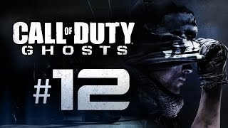 Call of Duty Ghosts Campaign Walkthrough Part 12 - Into the Deep