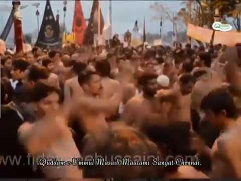 Ummul Baneen (s.a) Jahan Se 2014-15 Noha 08