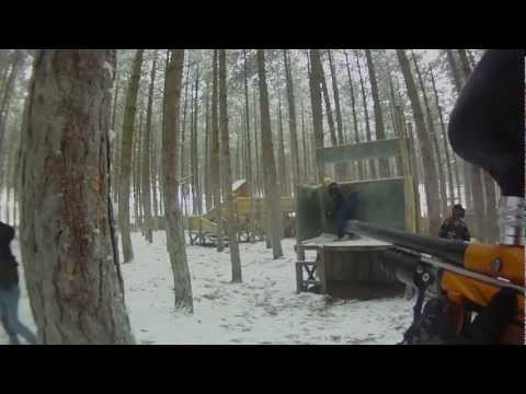 [HD] Super 6 - District 10 (2012) Paintball Helmetcam [FULL VIDEO]
