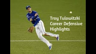 troy tulowitzki career defensive highlights