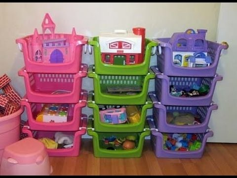 Toddler Room Organization   YouTube
