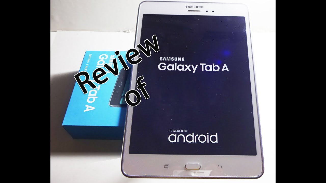 8 samsung galaxy tab a review samsung galaxy tab a 8 0 review