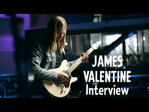 James Valentine Interview - Maroon 5 - Everyone Loves Guitar