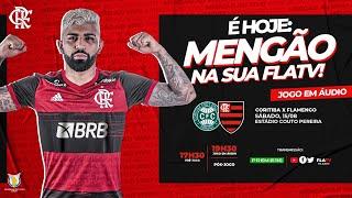Coritiba x Flamengo - Brasileirão 2020 Ao Vivo