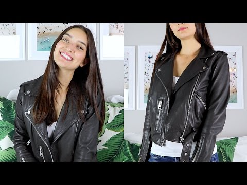new style attractive & durable huge sale The Best Leather Jacket Ever Ever Ever | Closet Closeup ...