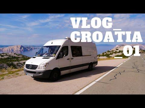 We Get to Croatia & 10K Subscribers! - Europe By Van [S01E01]