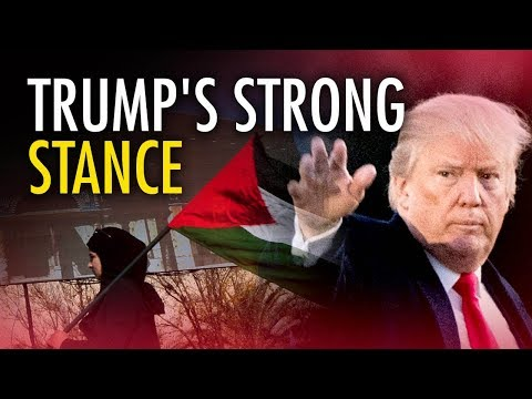 "Daniel Pipes: Trump sends Palestinians a ""strong message"""