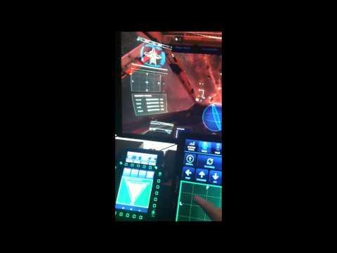 Star Citizen Roccat Power Grid PWR & SHLD Beta v 01
