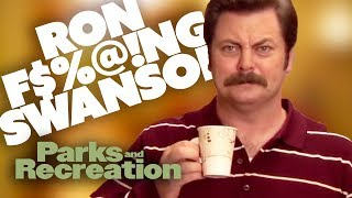Best of Ron Swanson - Parks and Recreation | Comedy Bites