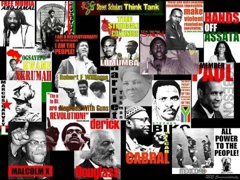 RBG ALUTA CONTINUA (The Struggle Continues) f. Asheru and NAS- Revolution