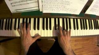 Florent Pagny - Chatelet les Halles - Cover Piano Tutorial
