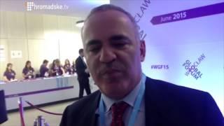 Гаррі Каспаров про страшне майбутнє Росії