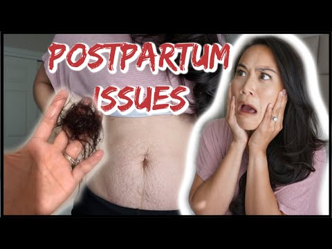 You Just Had a Baby, Now What? [POSTPARTUM ISSUES EXPLAINED]