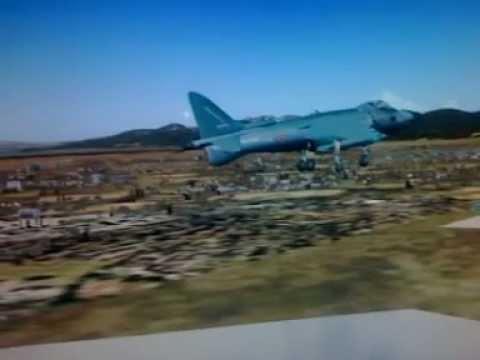Vertical TakeOff Harrier FS2004