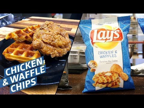 What A Research Chef Does At Frito-Lay — How To Make It