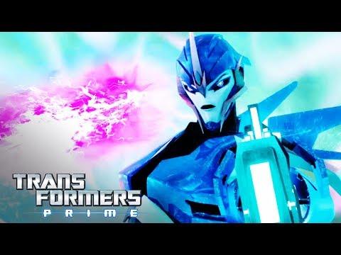 Transformers Prime Season 2 - 'Arcee's Perfect Shot' Official Clip