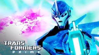 Gambar cover Transformers Prime Season 2 - 'Arcee's Perfect Shot' Official Clip