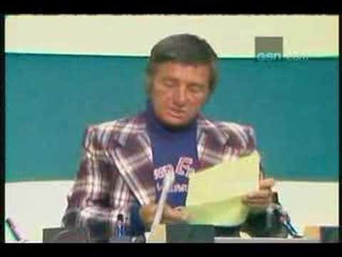 Match Game '75: nie Flagg Wears Falsies