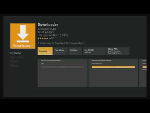 Install STB Emulator on fire stick by Jay david