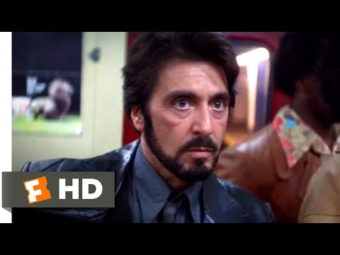 Carlito's Way (1993) - Hunted by the Mob Scene (9/10) | Movieclips