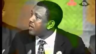 Lidetu Ayalew debate 1997