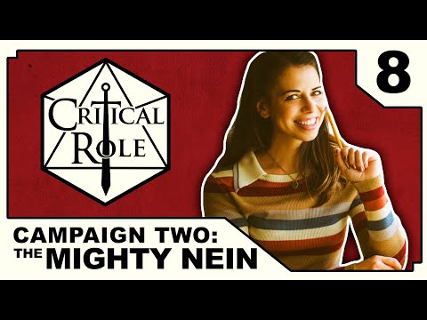 The Gates of Zadash | Critical Role | Campaign 2, Episode 8