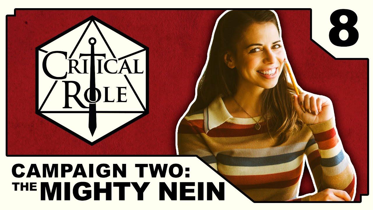 The Gates Of Zadash Critical Role Campaign 2 Episode