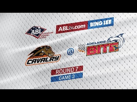 REPLAY: Canberra Cavalry @ Adelaide Bite, R7/G3
