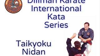 George Dillman/Dillman Karate International/Taikyoku Nidan Kata