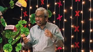 Questions we must ask | RN Sreenathan | TEDxCVS | RN Sreenathan | TEDxCVS